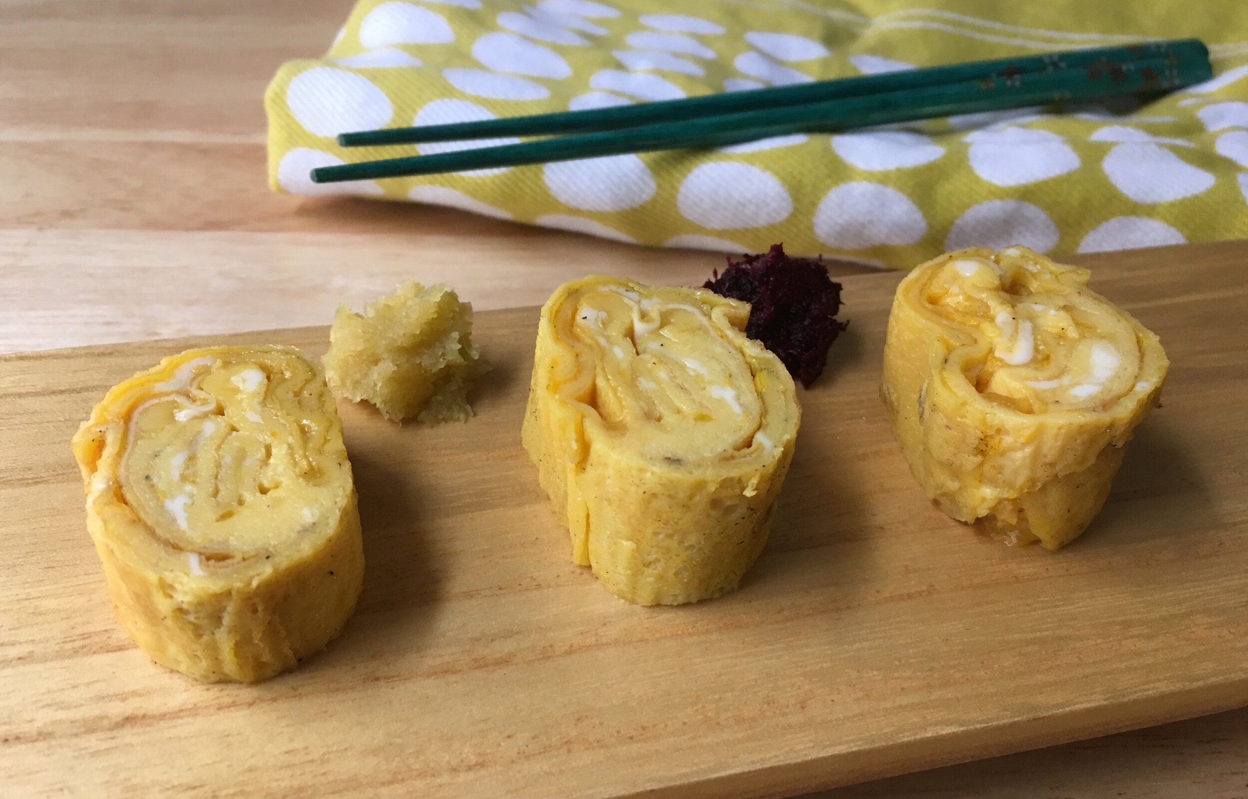 Eggs Will Roll! Make Your Own Tamagoyaki