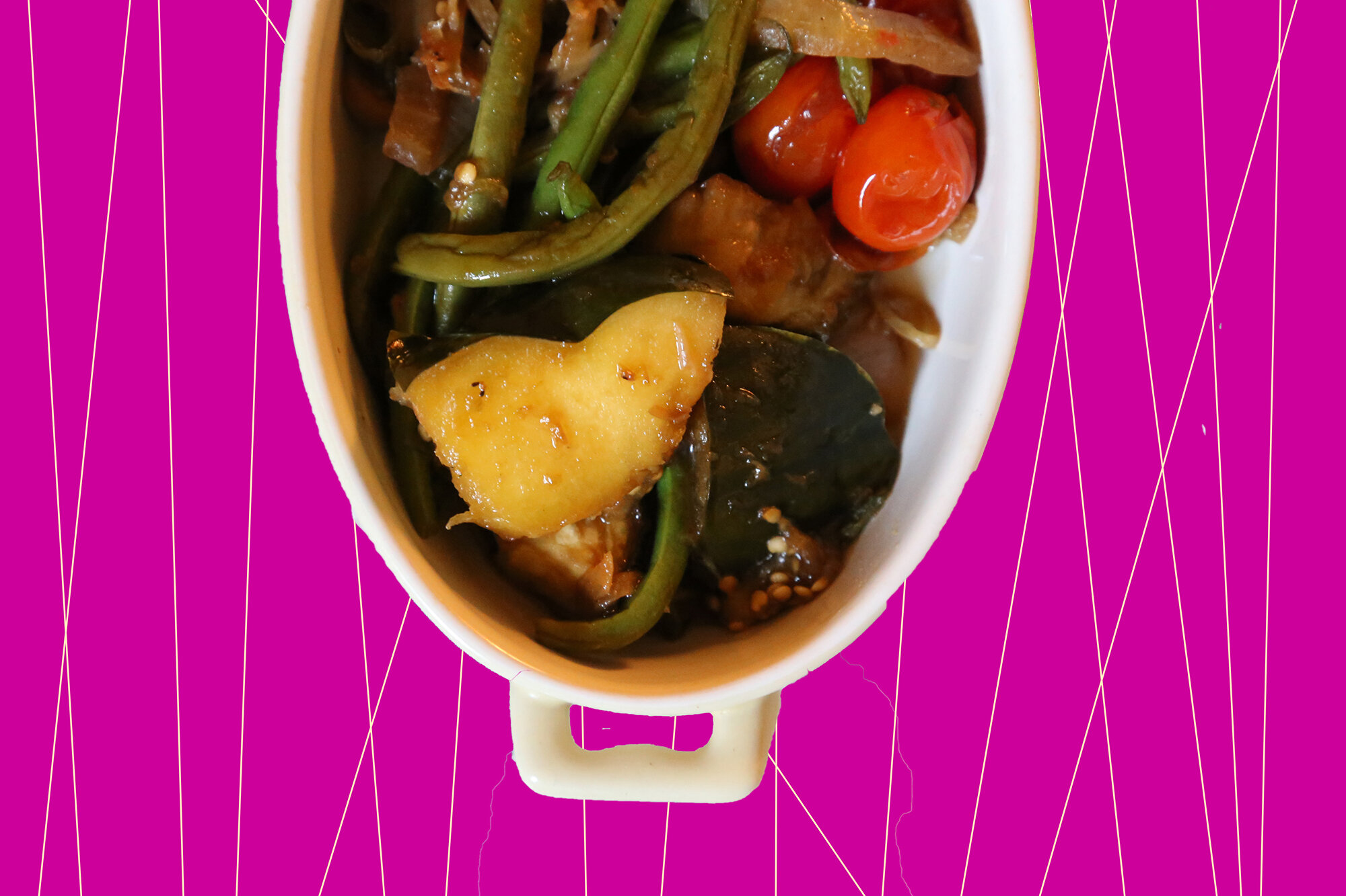 A Cozy Pinakbet for Two