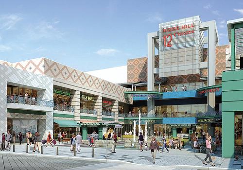 Ridge Hill Mall