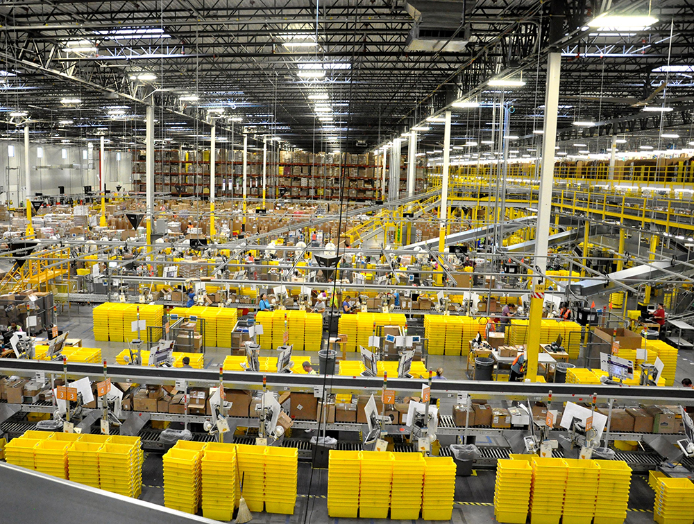 The need for new warehouse and distribution facilities will accelerate.