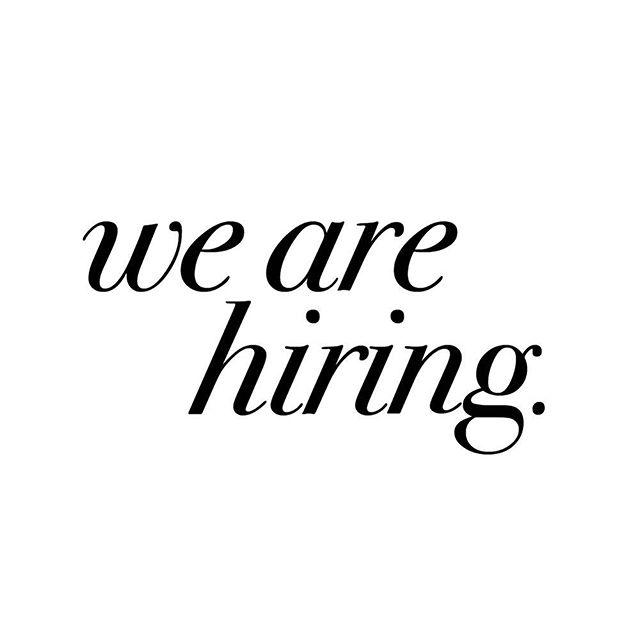 "We are hiring tour guides who are passionate about showing off their Paris and inspiring others through food. If you are interested, and are based in Paris, please send a cover letter and CV to bonjour(at)theparistours.com with the subject line ""The city of light"". - - Thank you in advance!"