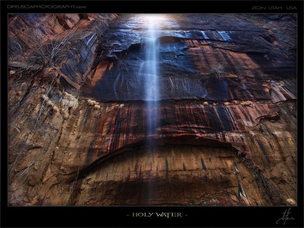 Holy Water © Patrick Di Fruscia
