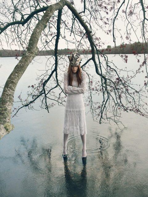 Alisa Frolkina ©Paul de Luna for Mojeh Magazine