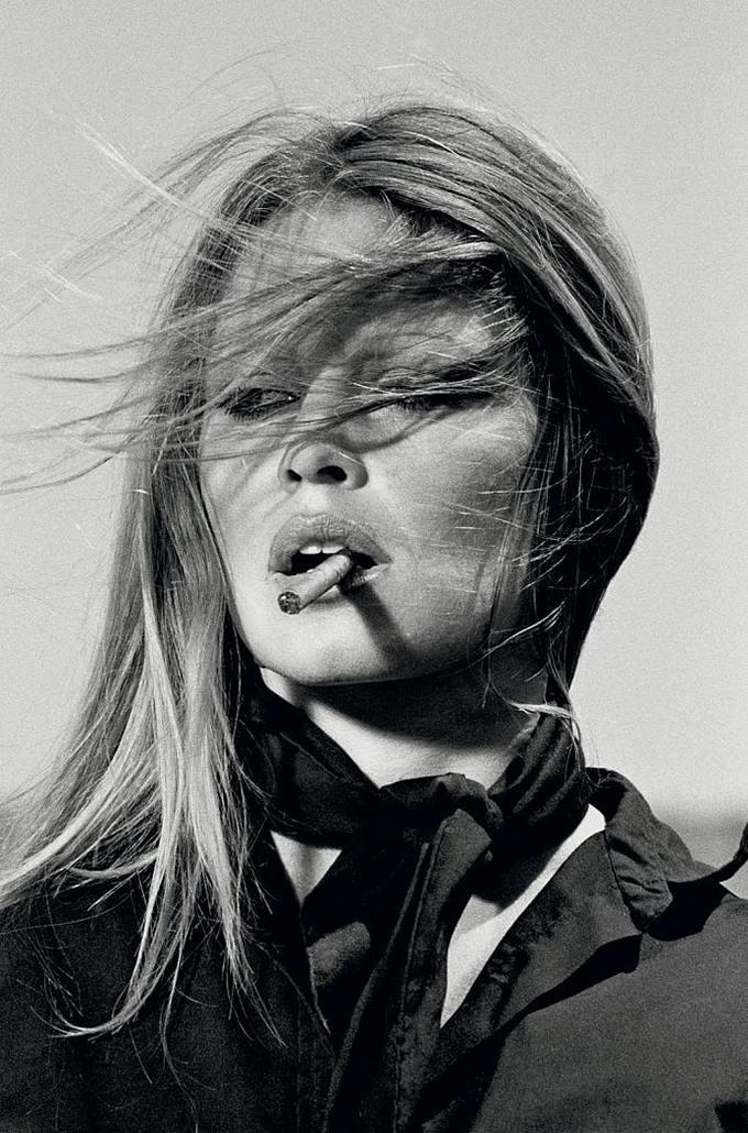 Brigitte Bardot in Spain by Terry O'Neill