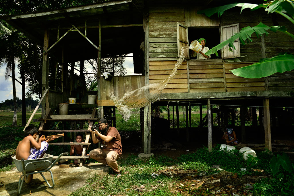 © Hairul Azisi Harun, Malaysia, Winner, Open Split Second, 2014 Sony World Photography Awards