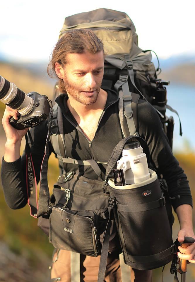 Alexandre Deschaumes - Patagonia