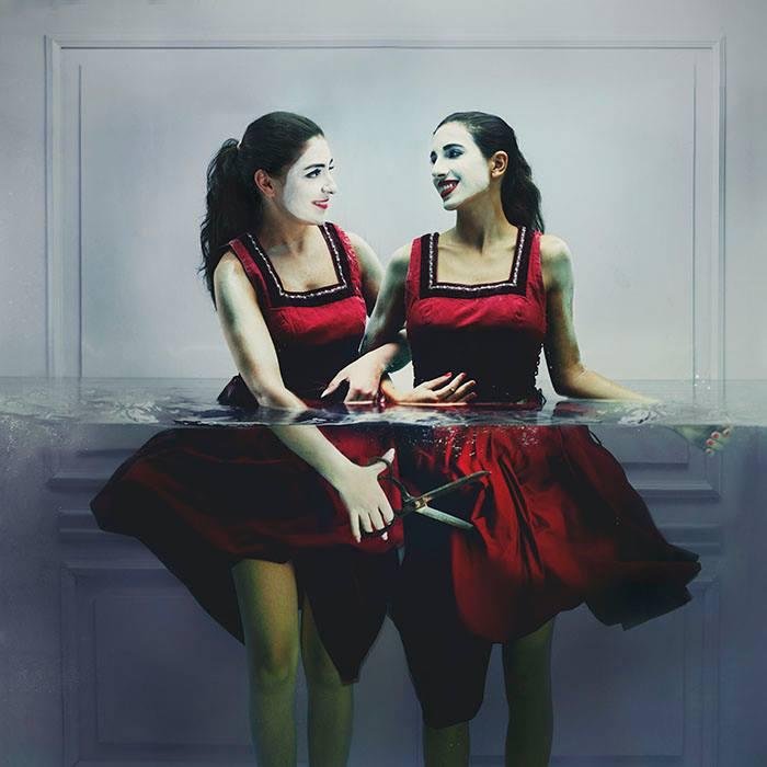 Frenemies by Lara Zankoul