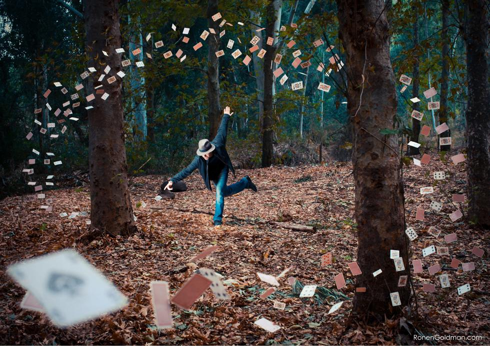 The Magician -Ronen Goldman