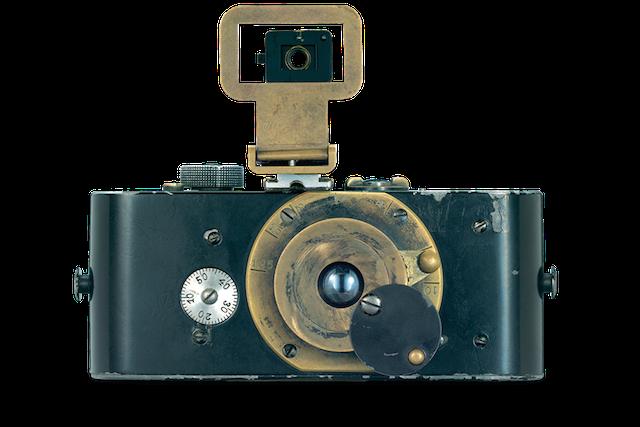 Ur-Leica, 1914