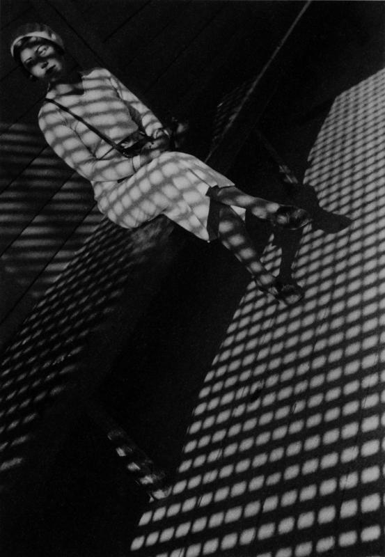 Girl with Leica – Alexander Rodchenko, 1934