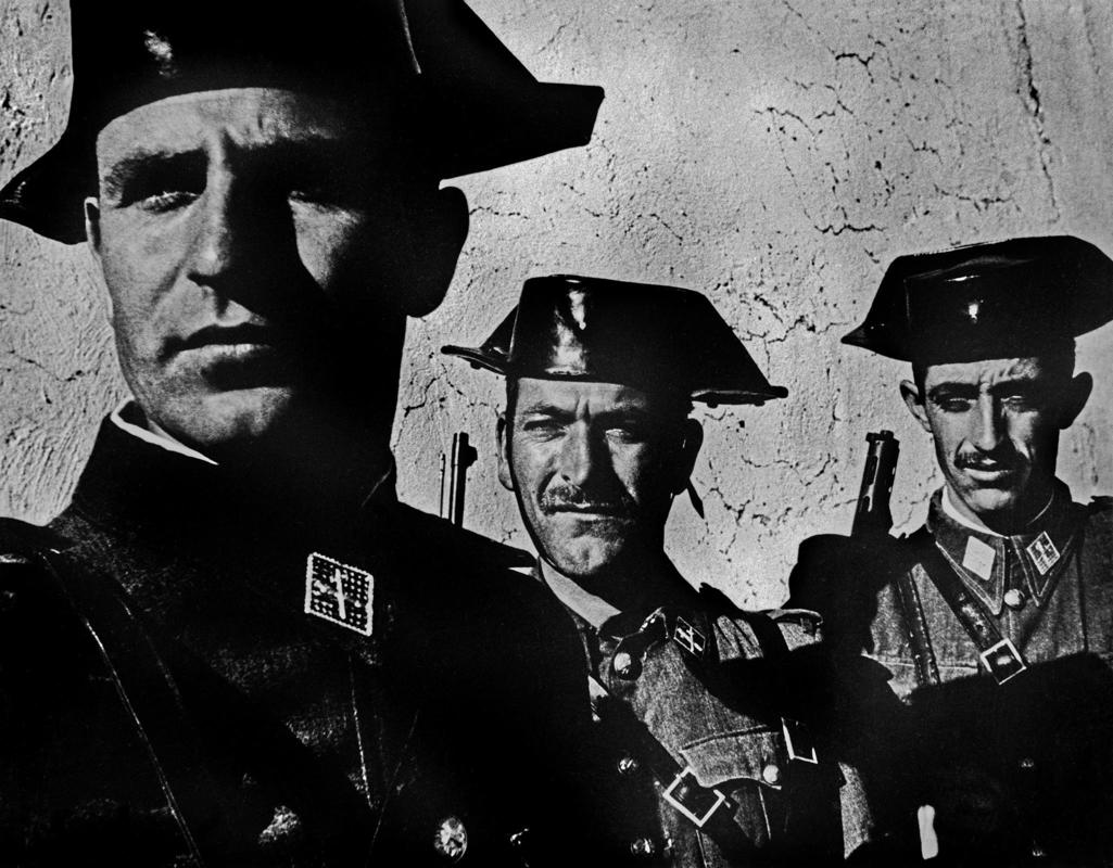 Guardia Civil – W. Eugene Smith, 1950