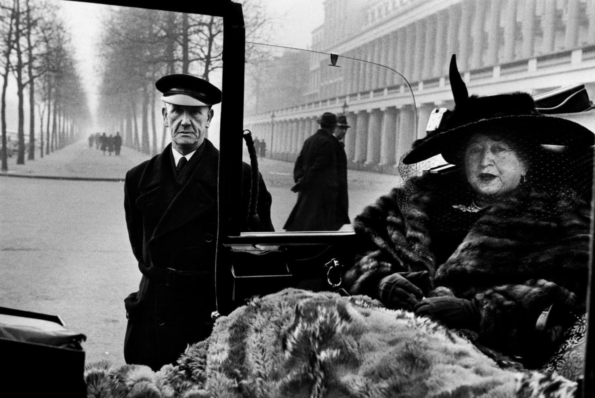 London – Inge Morath, 1953