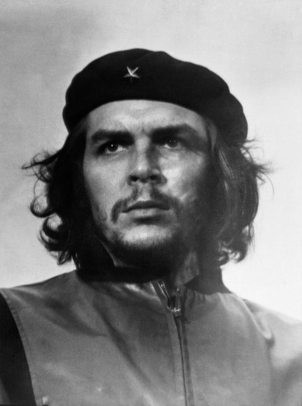 Che Guevara – Alberto Korda, 1960
