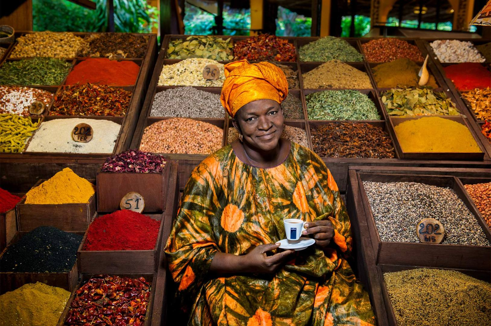 'Soul Ingredients' - Mayé Ndour, a chef and restaurant owner in Senegal, is a champion of cereals and local product