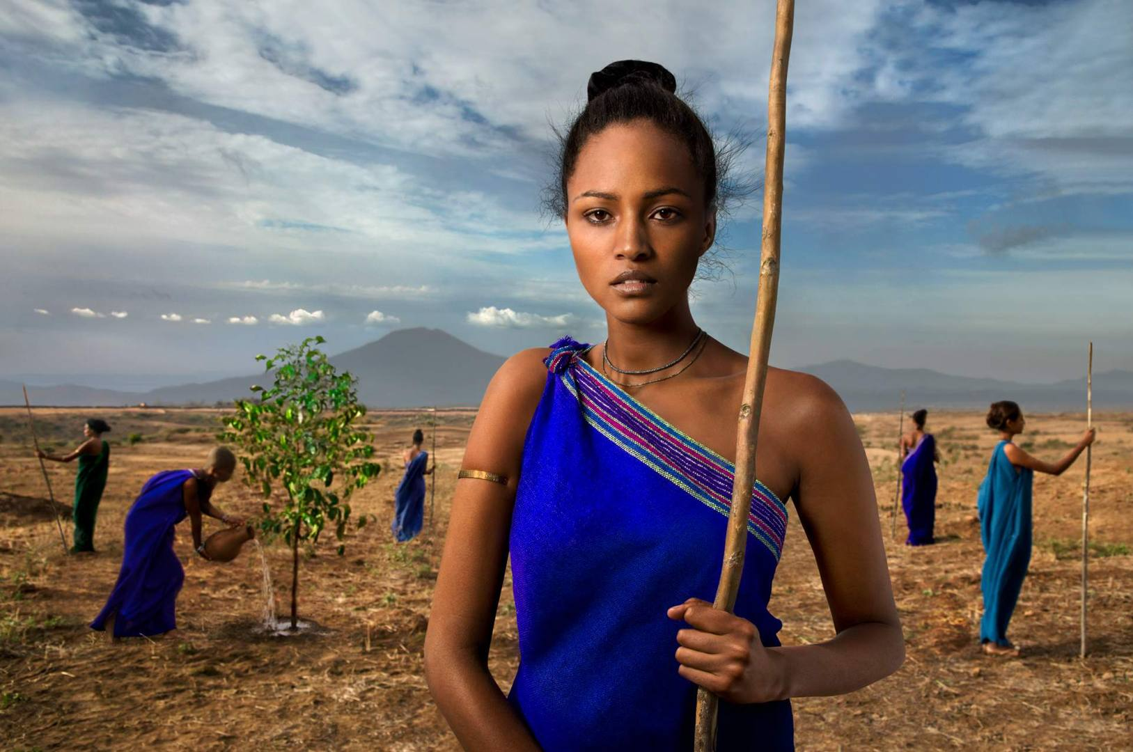 'Our Roots' - Ethiopian women from the Kafa region defend and preserve the coffee which symbolises the richness of this land