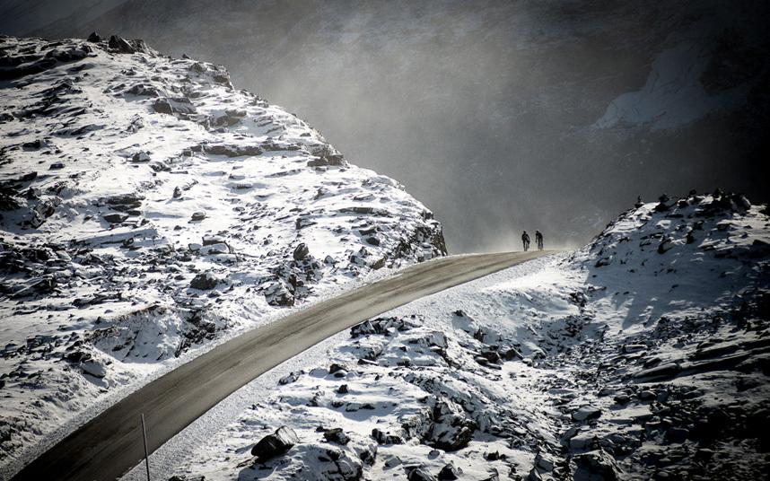 Creative Travel Portfolio,Winner, Piotr Trybalski, Poland Norwegian coastal roads  Photograph:  Piotr Trybalski/TPOTY
