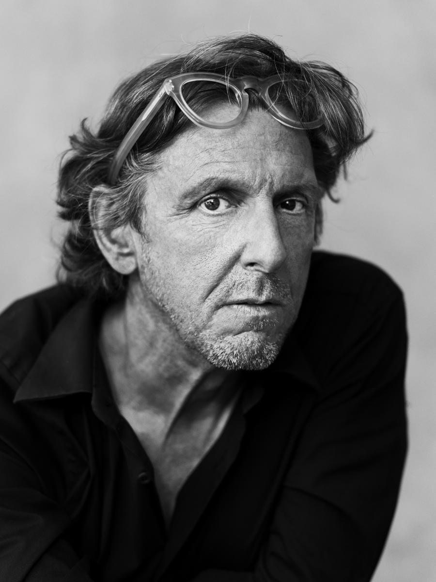 Marc Lagrange. Photo by Stephan Vanfleteren