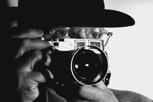 Self-Portrait Henri Cartier-Bresson - 1960c.© Henri Cartier-Bresson / Magnum Photos