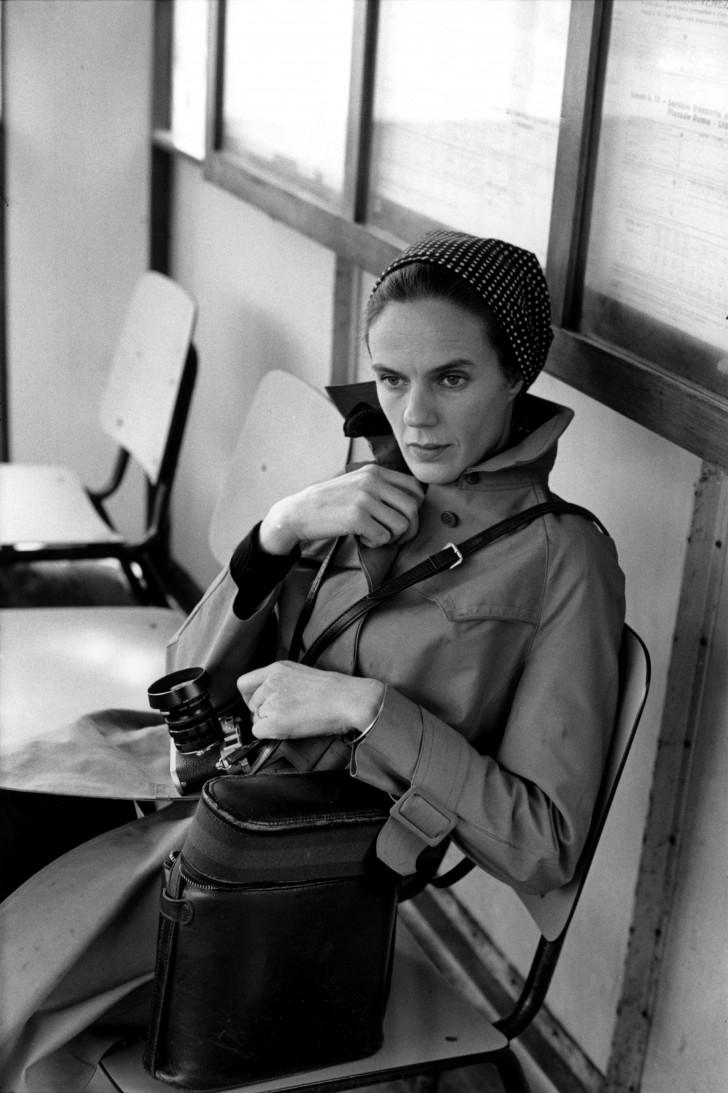 Martine Franck, Italy, 1972 © Henri Cartier-Bresson/Magnum Photos