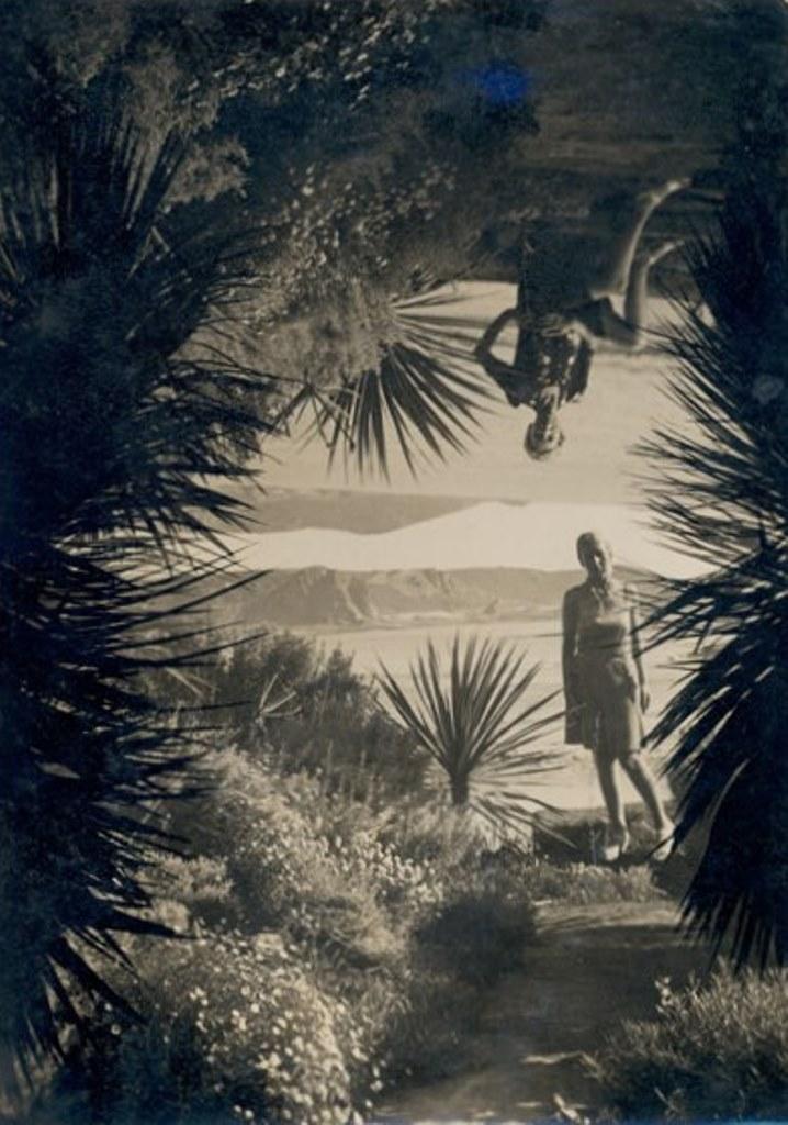 Claude Cahun,Autoportrait vers 1939