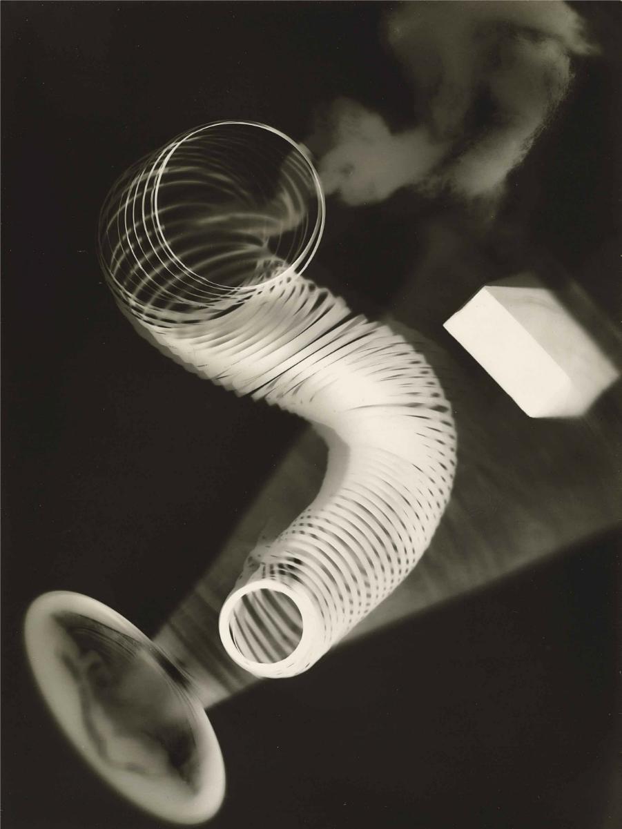 Man Ray,Untitled Rayograph, 1922