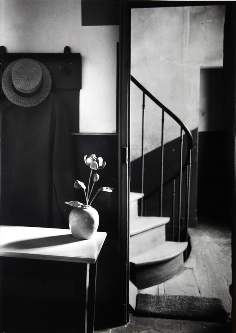 André Kertész,Chez Mondrian, 1926