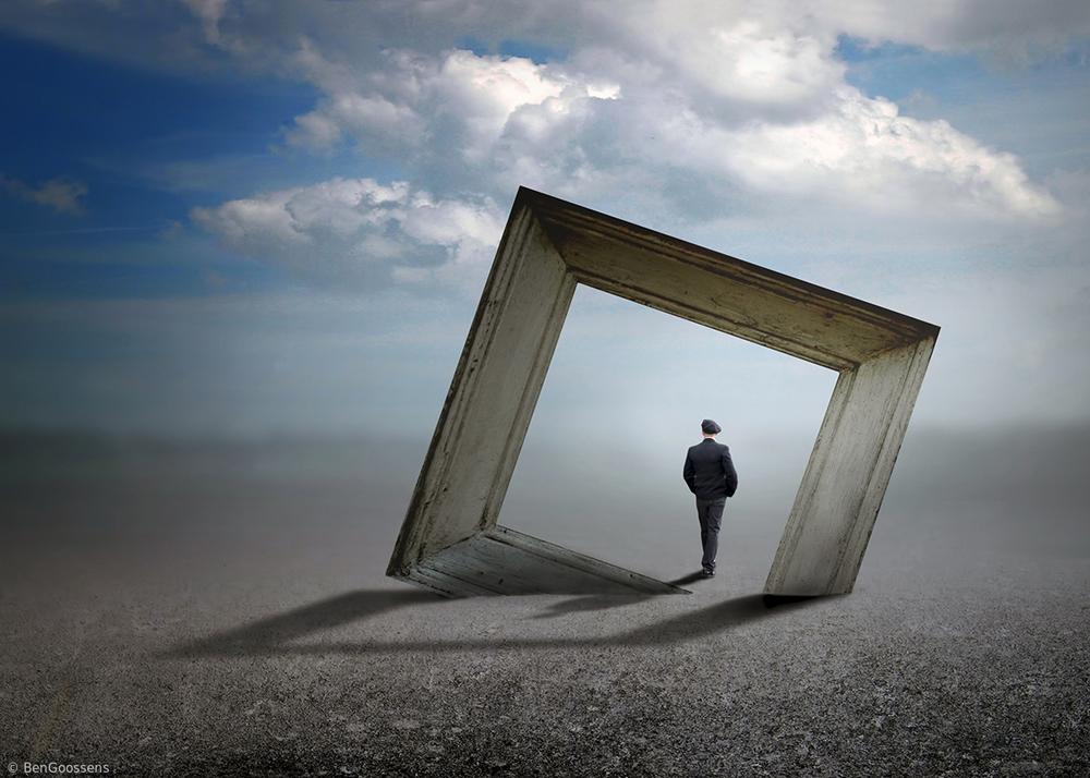 Ben Goossens -Through the frame...