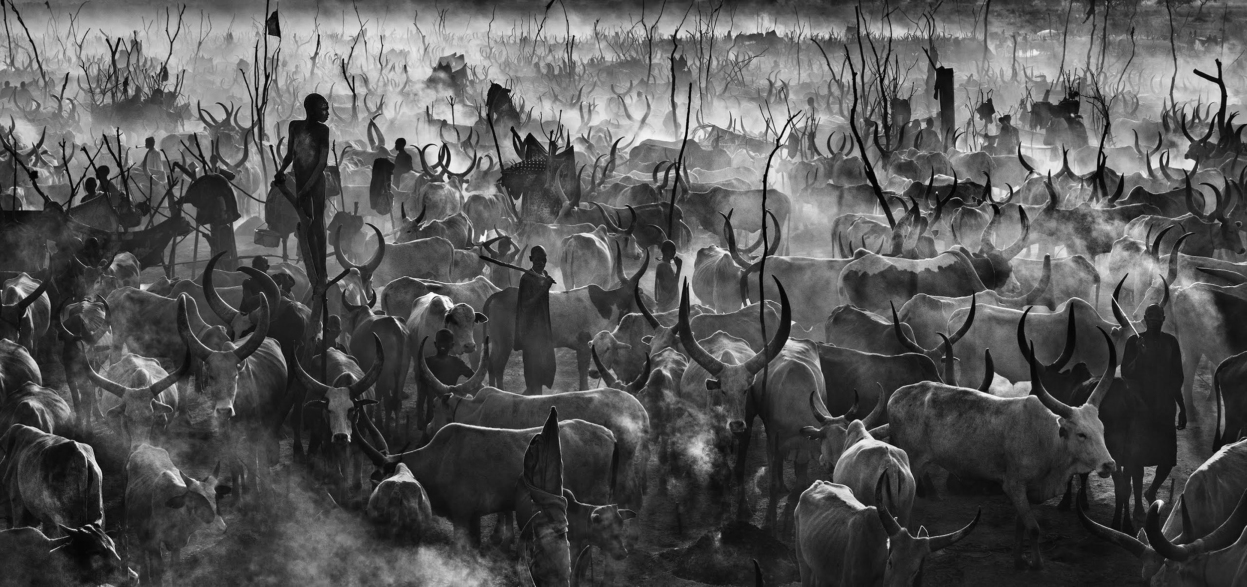 David Yarrow - Mankind, Yirol, South Sudan, 2015.