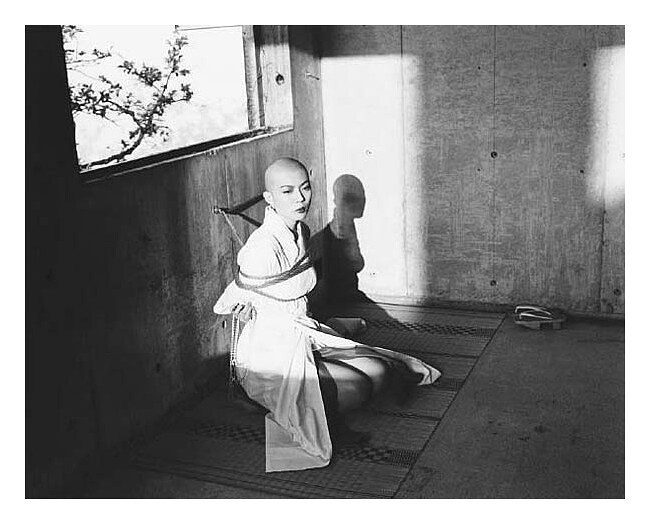 Nobuyoshi Araki, from the Sentimental Journey 1971-2017 series
