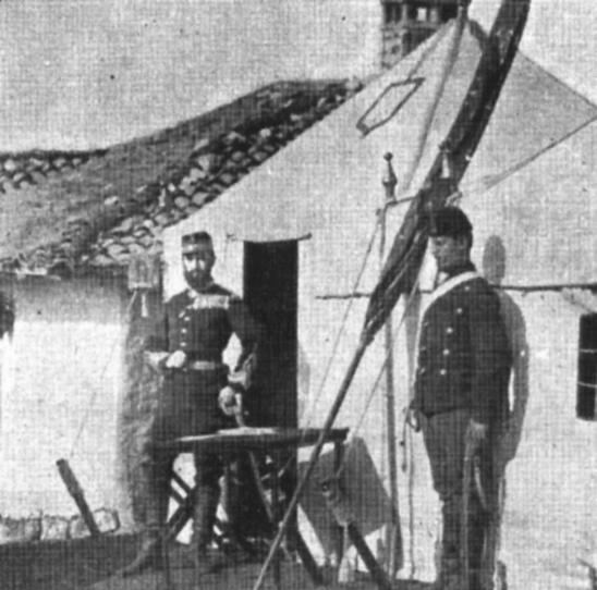 """Carol Popp de Szathmári - """"Carol I during the Independence War"""" -  photo source"""