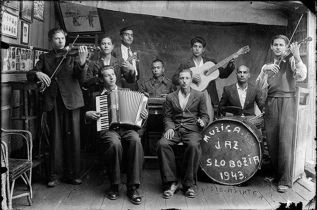 "Costica Acsinte - ""Jazz Music in Slobozia"" - photo source"