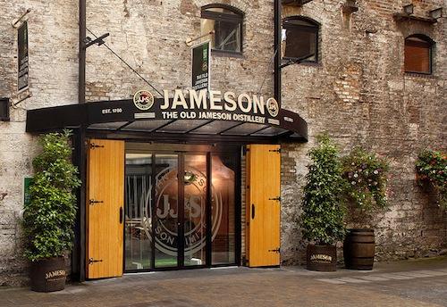Old Jameson's Distillery