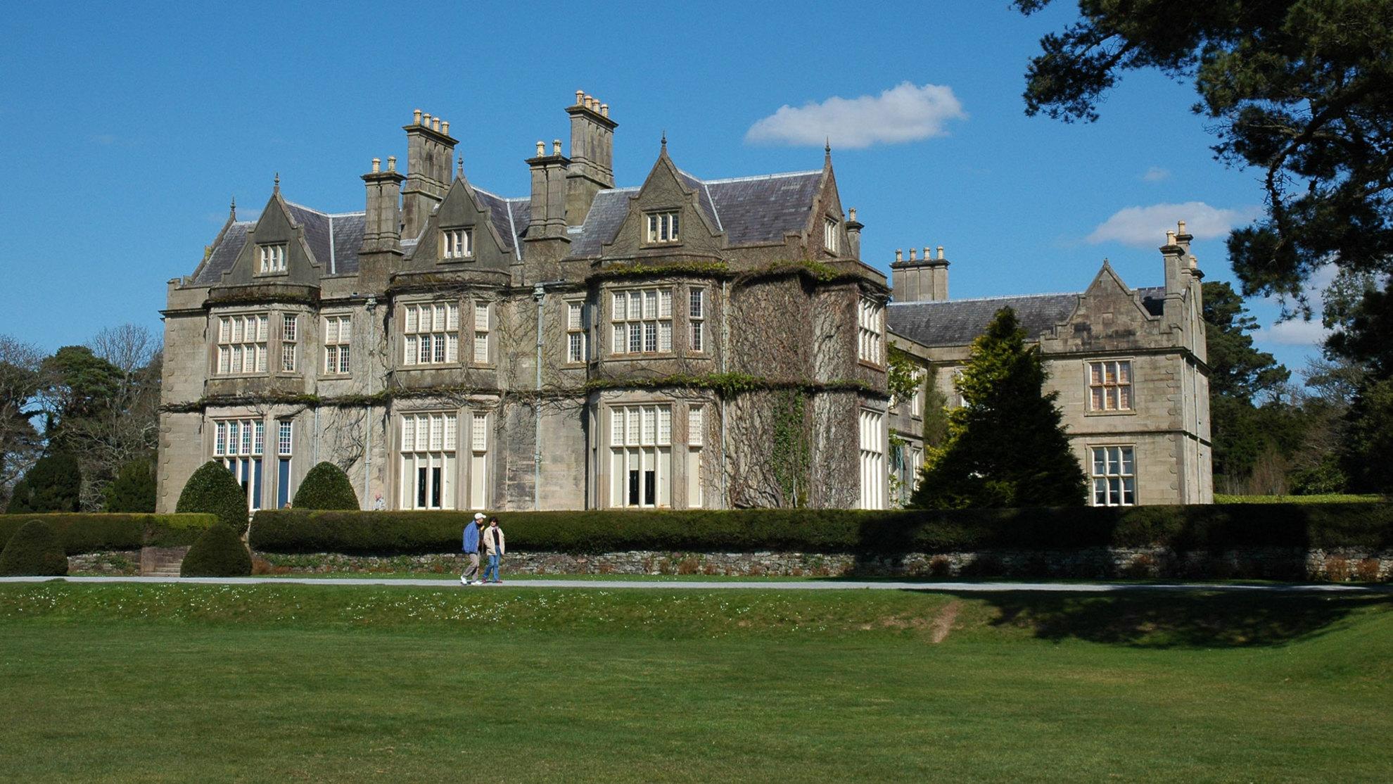 The  Muckross house