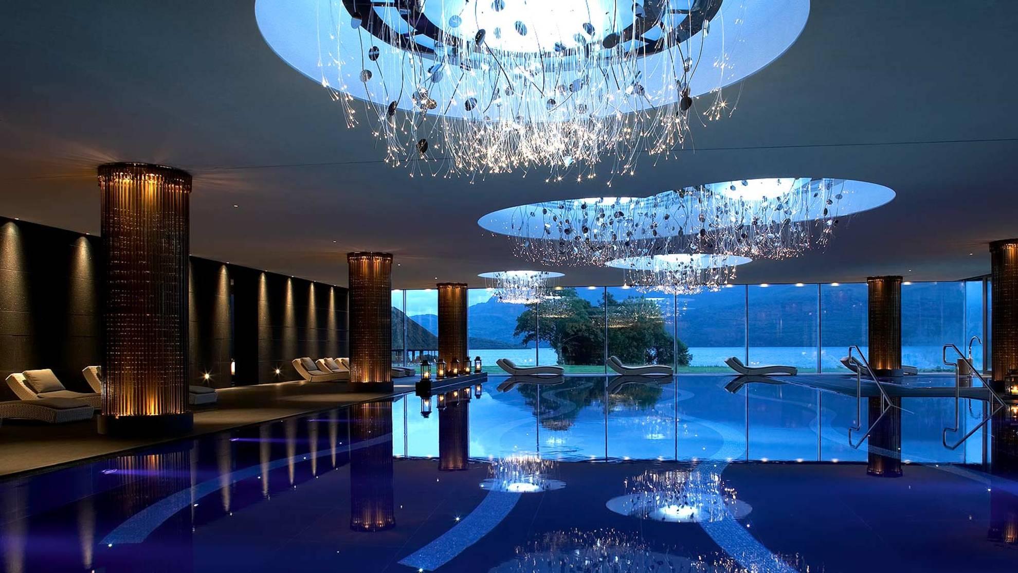 The Spa at the Europe Hotel,  Killarney