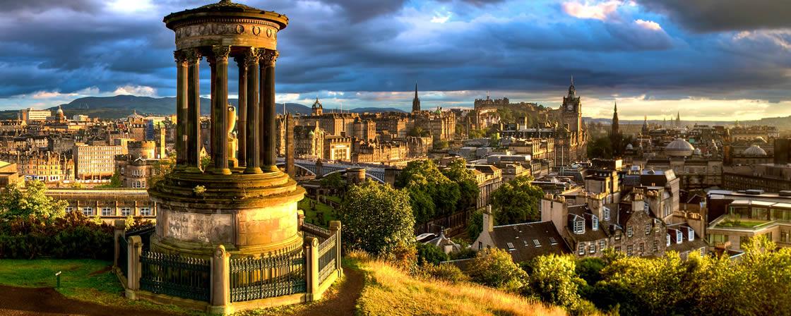 Scenic Edinburgh
