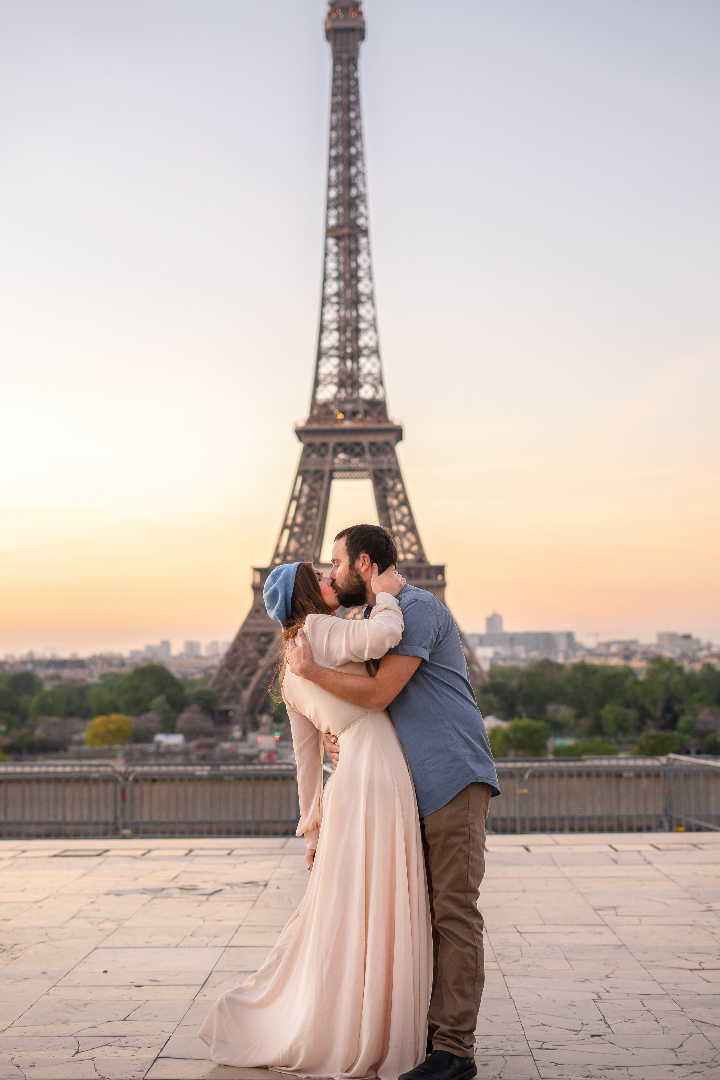 Eiffel Tower Virginia Gates Photography