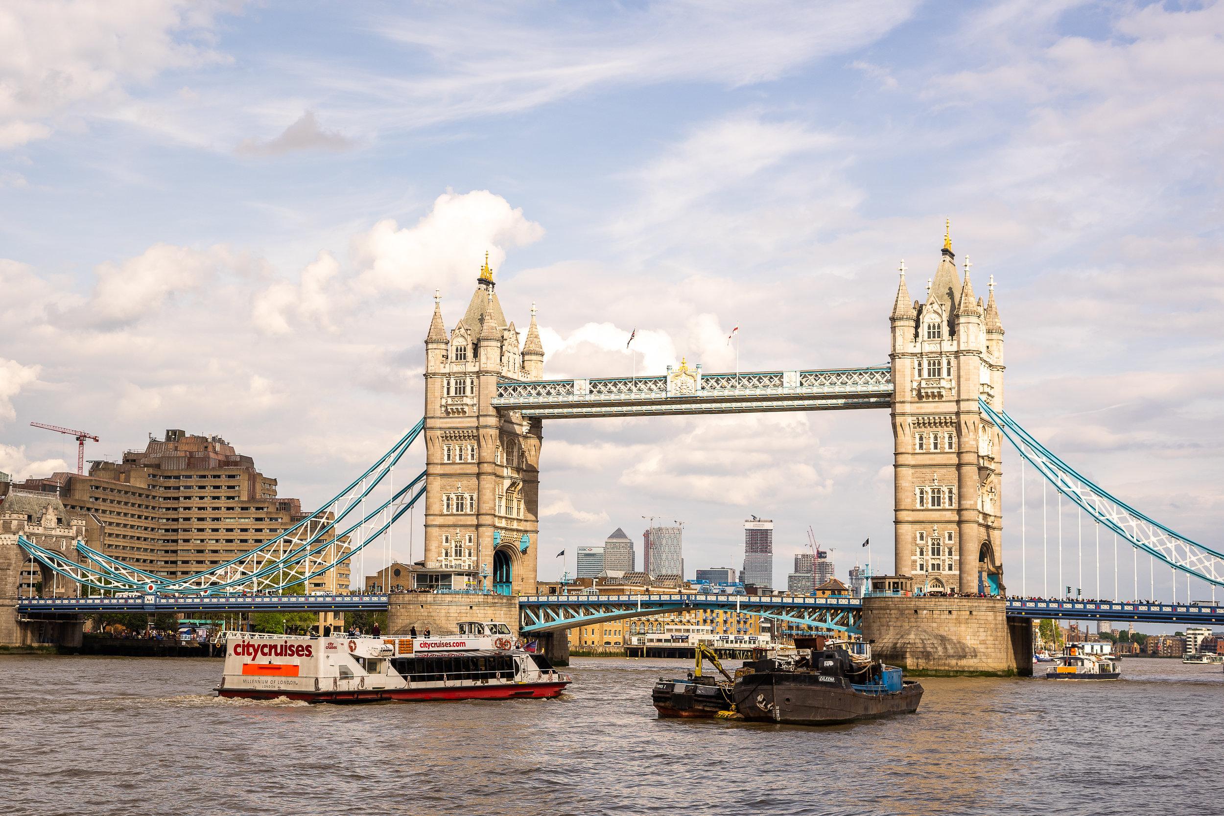 Tower of London Bridge Virginia Gates Photography