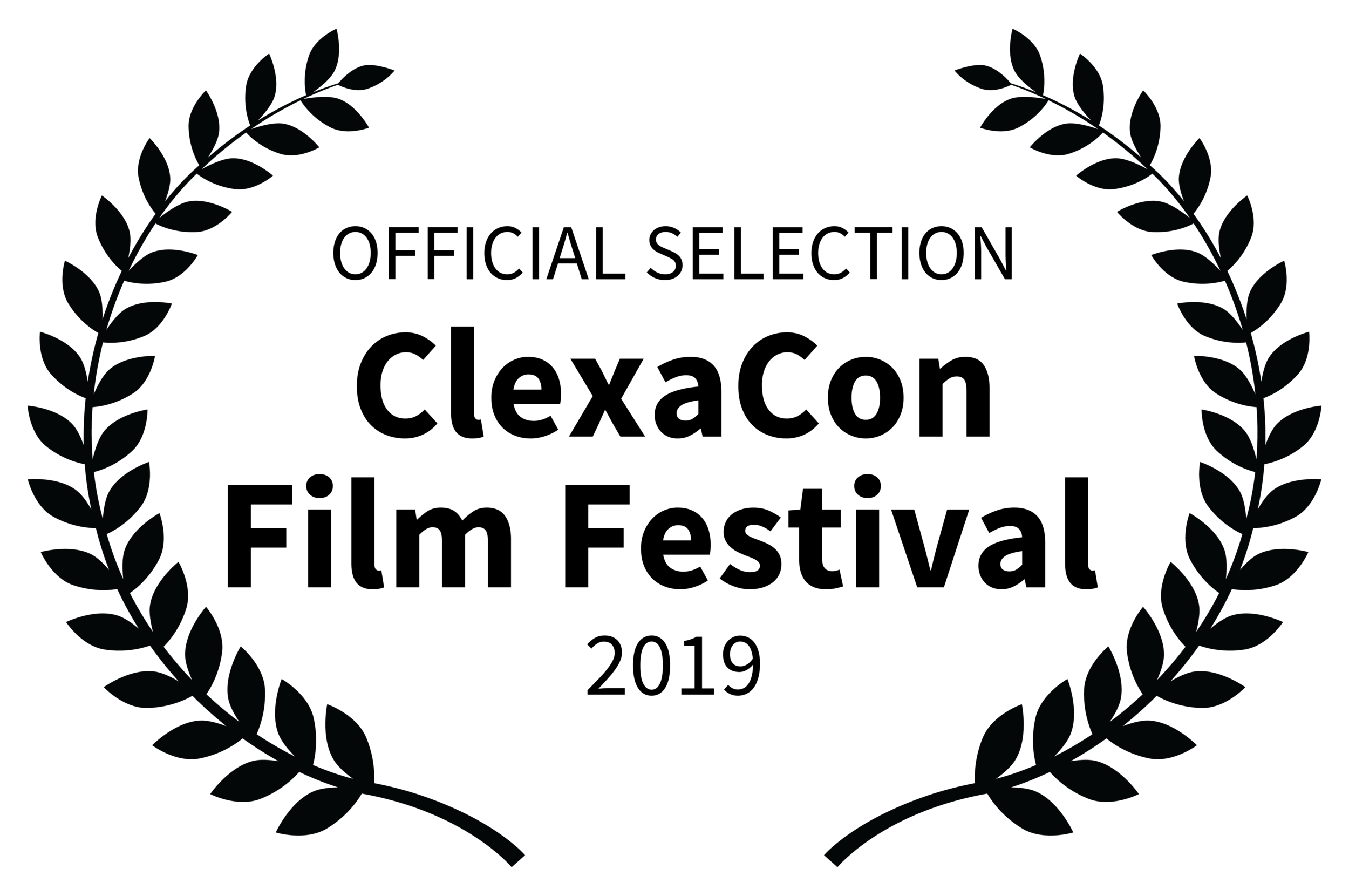 ClexaCon Official Selection Laurels.png