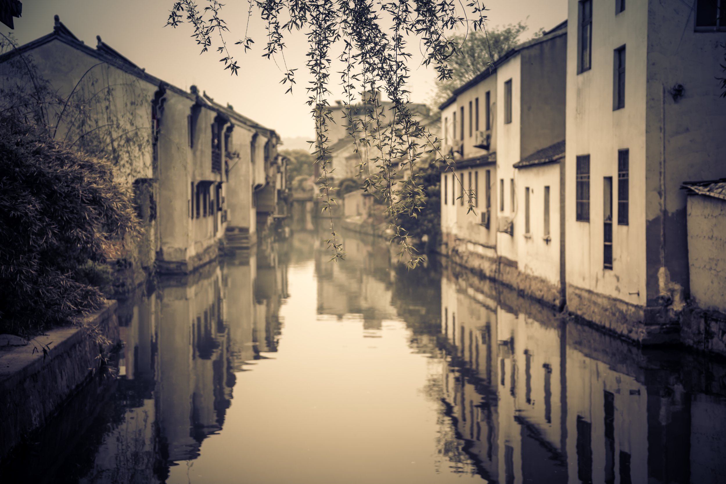 The Canal of Reflections