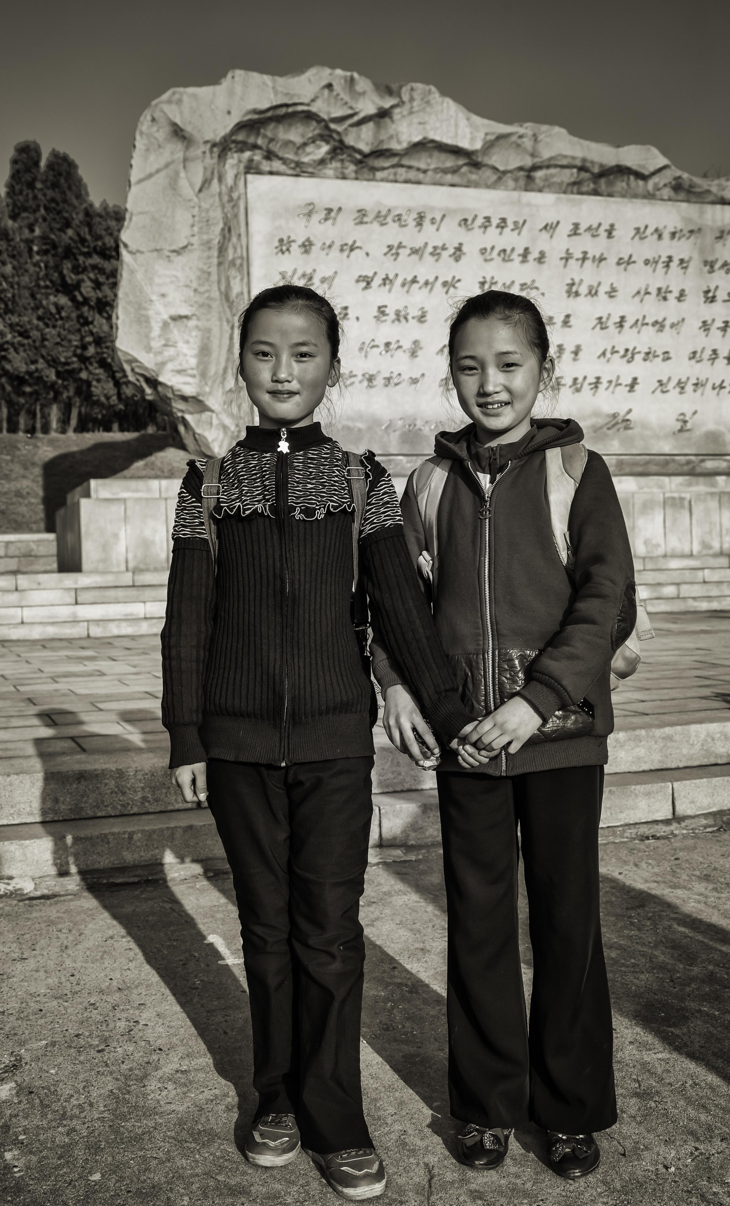 Pyongyang Girls
