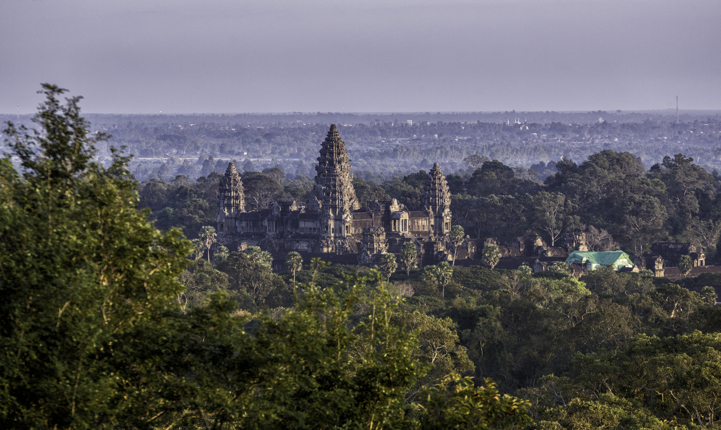 Discovering Angkor Wat