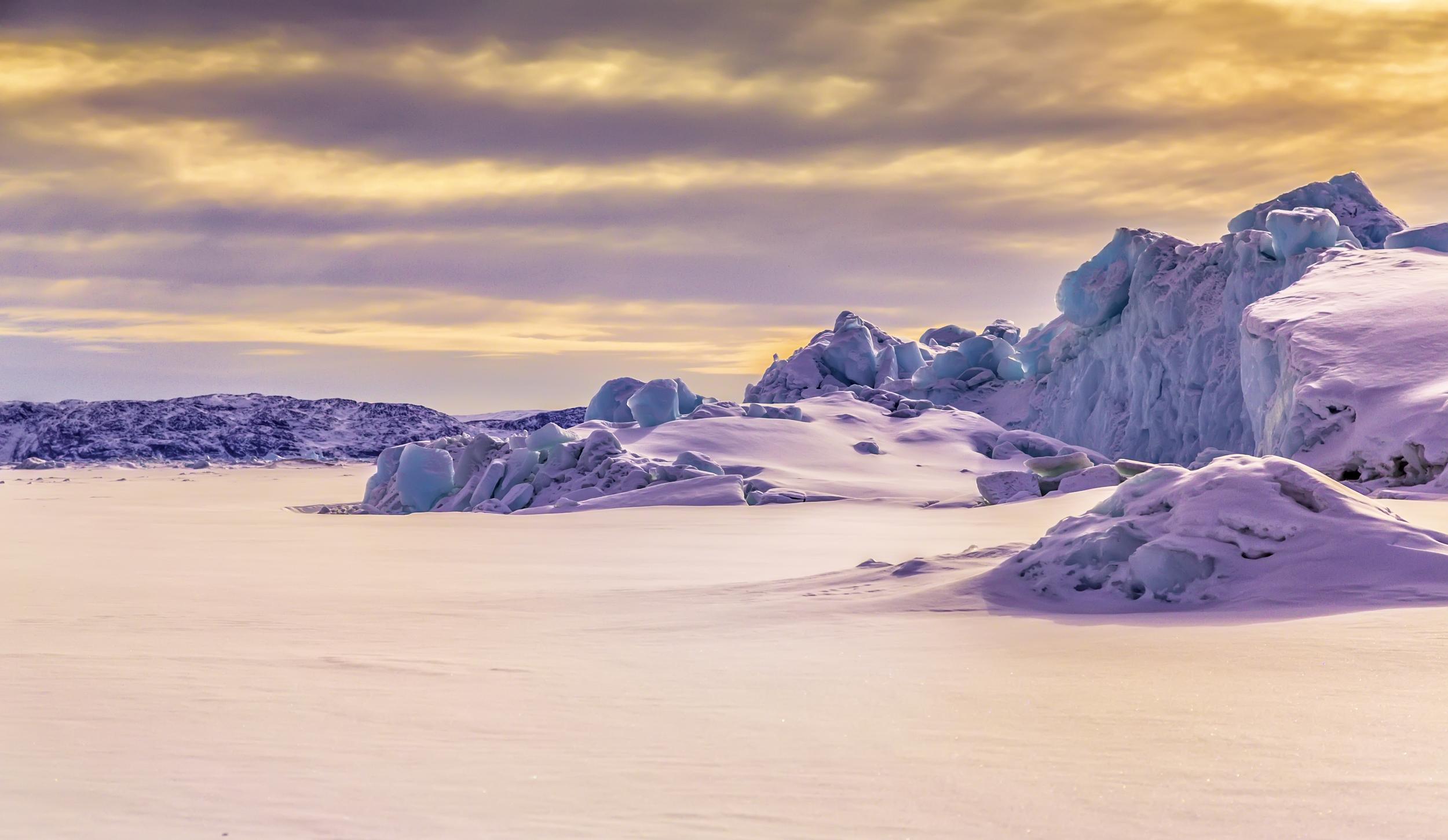 Silence On The Ice