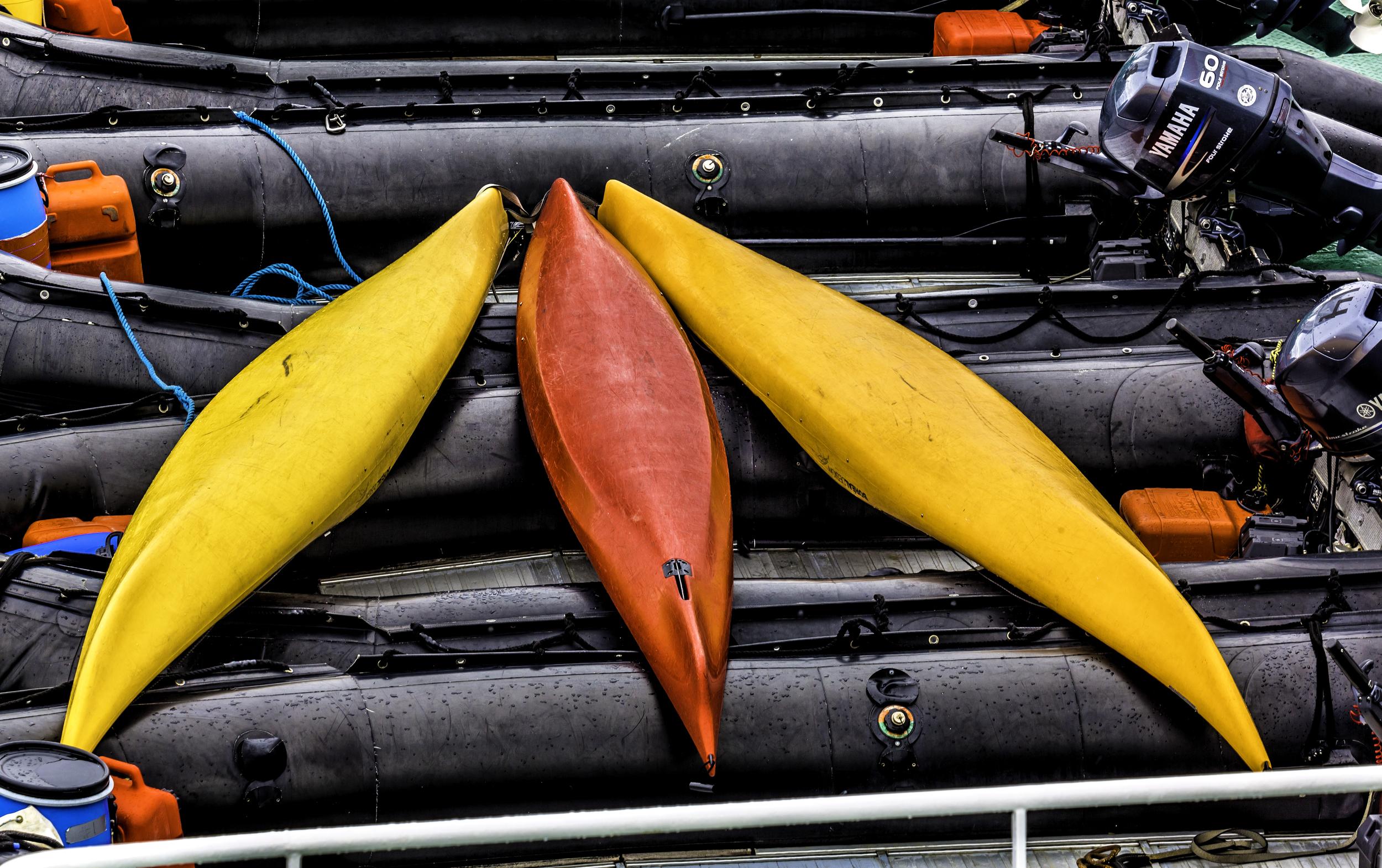 Traffic Light Kayaks