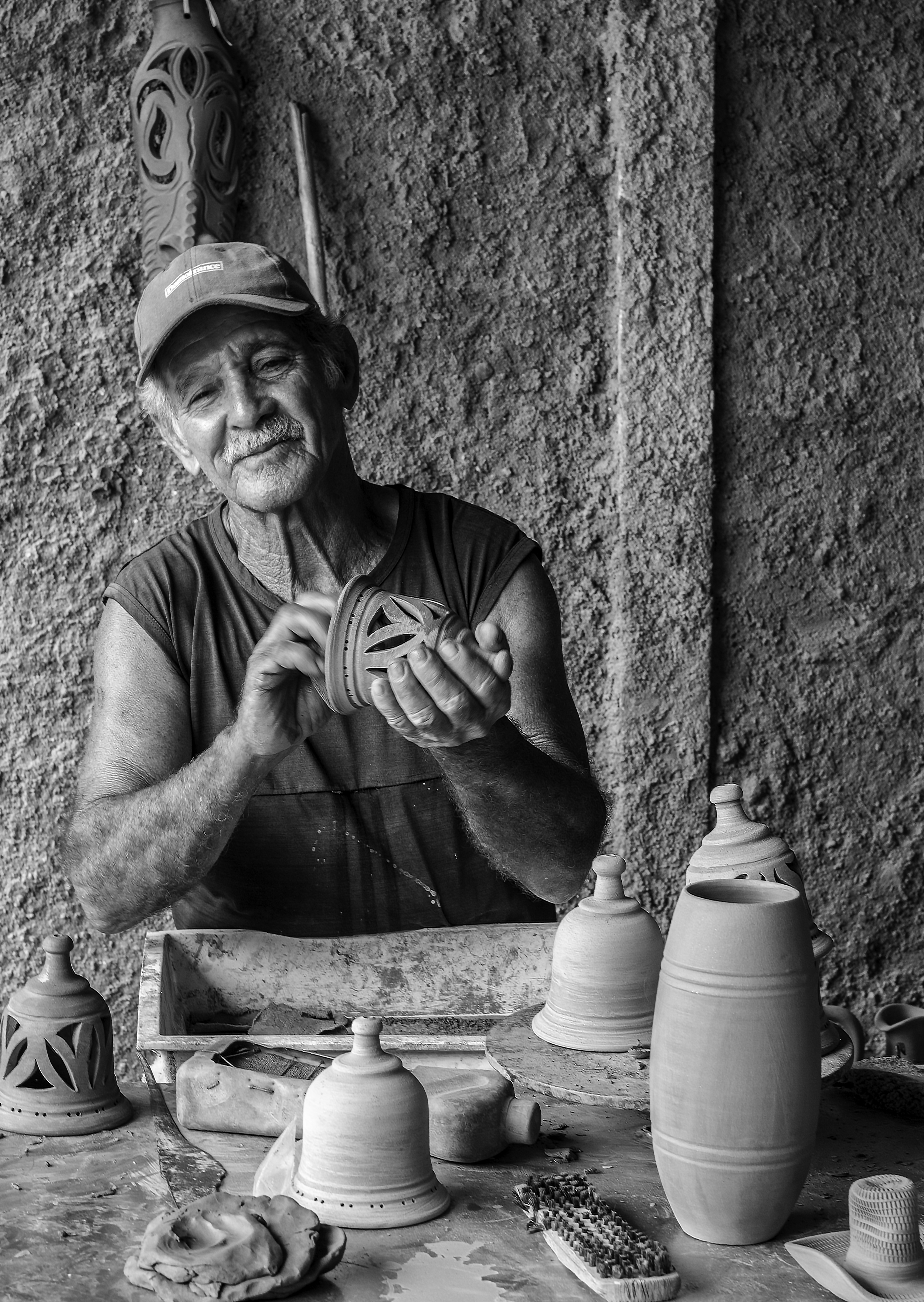 The Cuban Potter