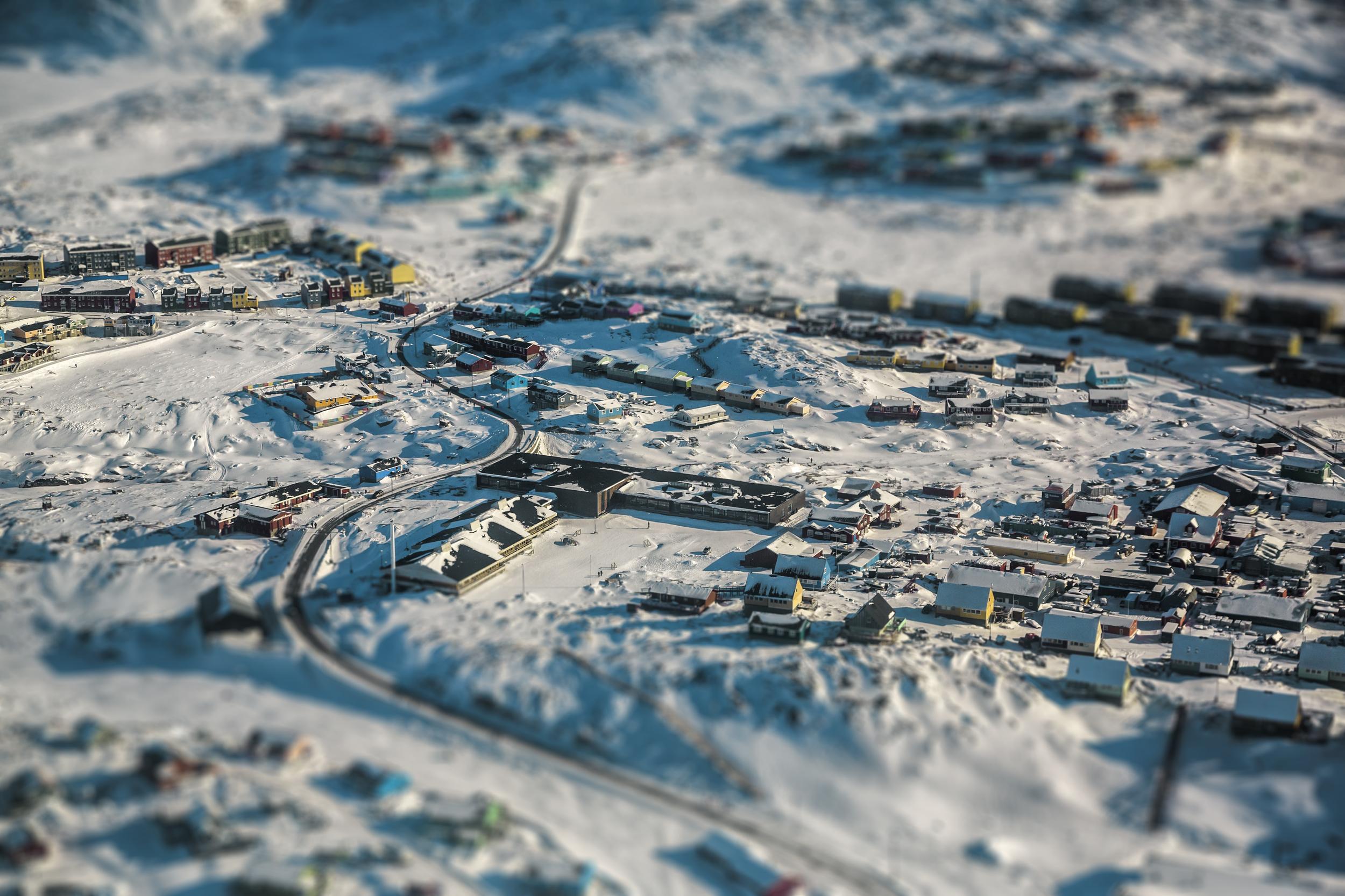 The Tiny Town Of Ilulissat
