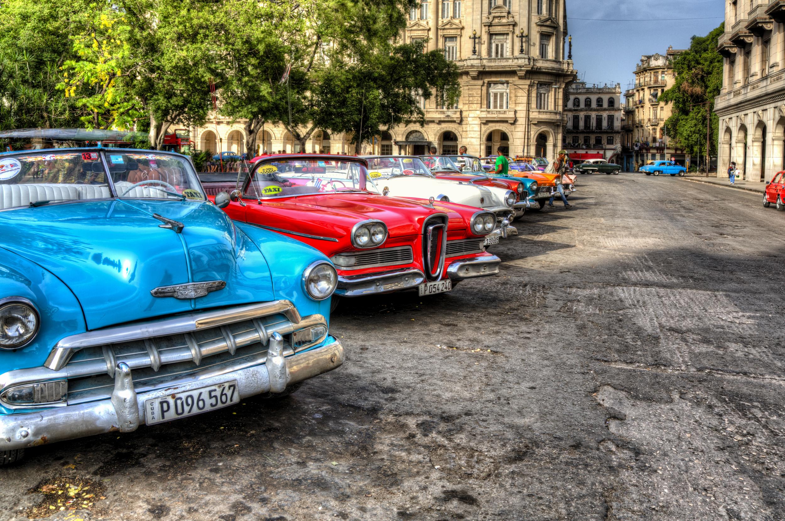 American Classics In Cuba