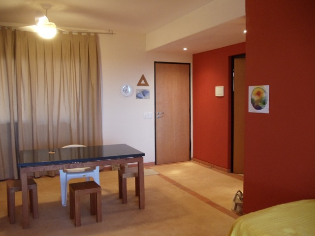 Alegria Apartment, dining area