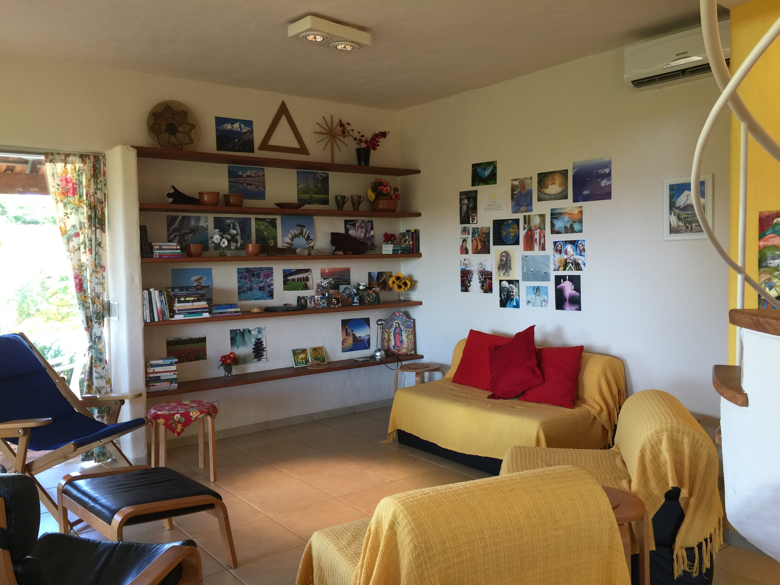 Casa de Luz -- Wohnzimmer