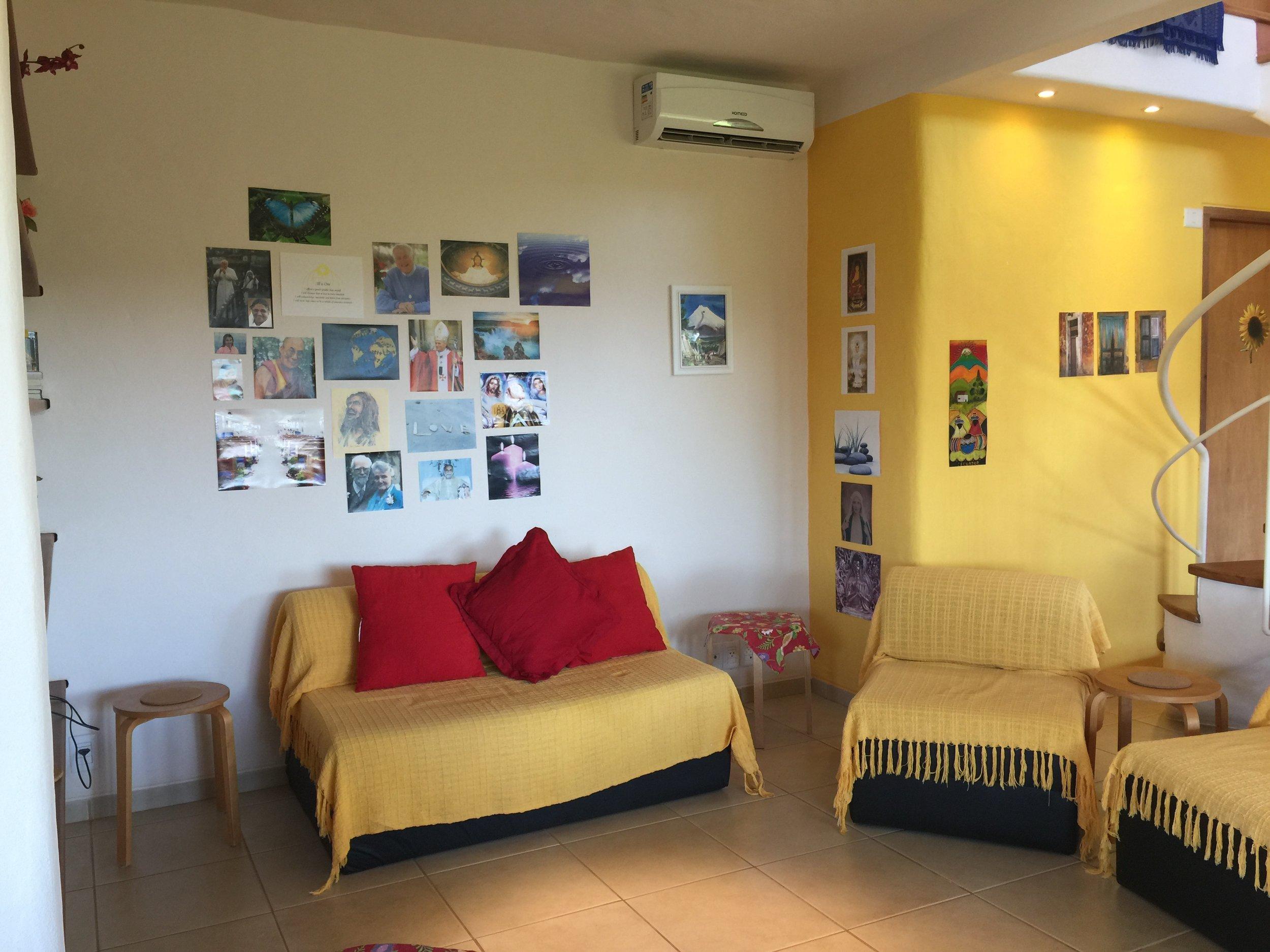 Casa de Luz -- im Wohnraum