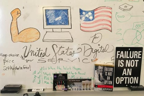 Design process: The U.S. Digital Service -